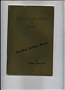 The Golden Book of Sanity -  1984 (Image1)
