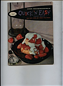 Good Housekeeping's Quick N Easy cook book (Image1)