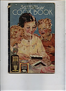 F. W. McNess' Cook book - Copyright 1935 (Image1)