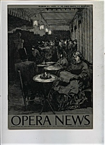 Opera News - March 21, 1955 (Image1)