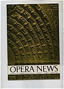 Opera News - December 24, 1956 (Image1)