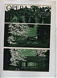 Opera News - March 24, 1958 (Image1)