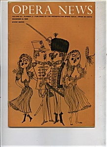 Opera News - December 5, 1959 (Image1)