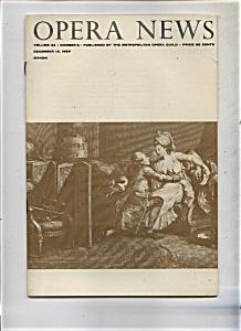 Opera News - December 12, 1959 (Image1)