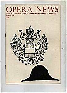 Opera News - March 19, 1960 (Image1)
