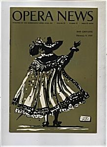 Opera News - February 9, 1959 (Image1)