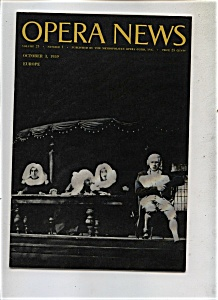 Opera News - October 3, 1959 (Image1)