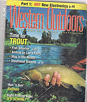 Western Outdoor magazine-  April 1997 (Image1)