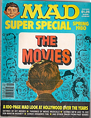 MAD  SUPER SPECIAL  - Spring 1980 (Image1)