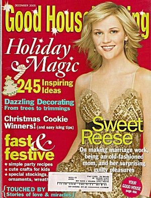 Good Housekeeping -  December 2005 (Image1)