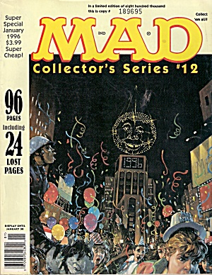 MAD MAGAZINE -  jANUARY 1996 (Image1)
