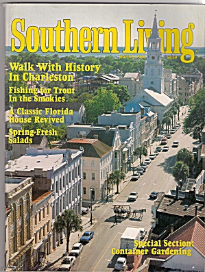 Southern Living -  March 1988 (Image1)