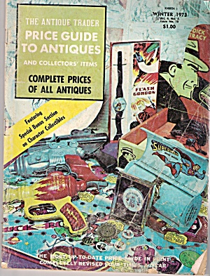 The Antique Trader price guide - Winter 1973 (Image1)