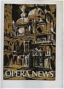 Opera News - April 15, 1957 (Image1)
