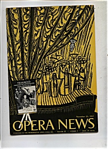 Opera News - November 25, 1957 (Image1)