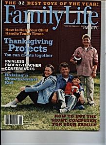 Family Life - November 15, 1999 (Image1)