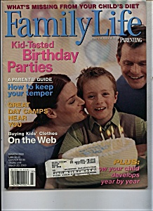 Family Life - March 20, 2000 (Image1)