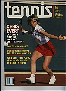 Tennis - June 1987 (Image1)