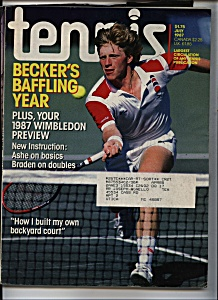 Tennis - July 1987 (Image1)