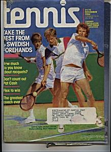 Tennis - December 1986 (Image1)