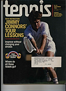 Tennis - September 1987 (Image1)