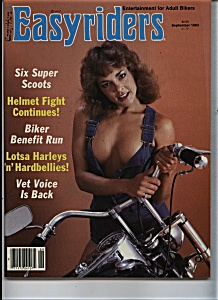 Easyriders - September 1983 (Image1)