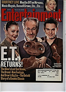 Entertainment -= March 29, 2002