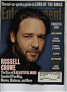 Entertainment  - January 4, 2002 (Image1)