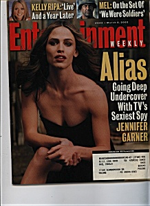 Entertainment - March 8, 2002 (Image1)