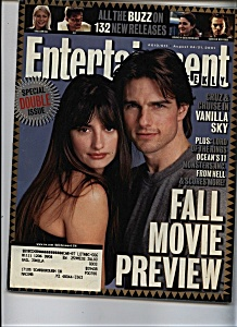 Entertainment - August 24/31 2001