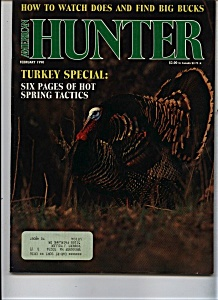American Hunter - February 1990 (Image1)