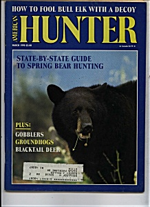American Hunter - March 1990 (Image1)