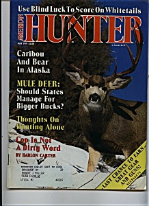 American Hunter - May 1991 (Image1)