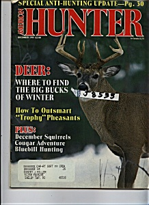 American Hunter = December 1991 (Image1)