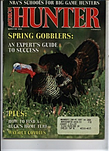 American Hunter - March 1993 (Image1)