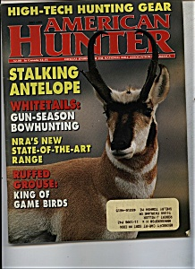 American Hunter - July 1995 (Image1)