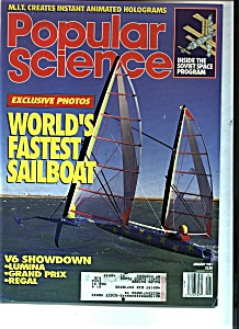 Popular Science - January 1991 (Image1)