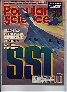 Popular Science - February 1991 (Image1)