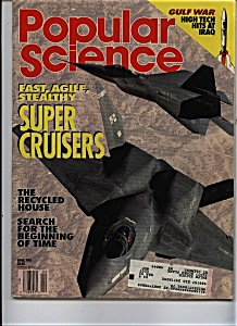 Popular Science - April 1991 (Image1)