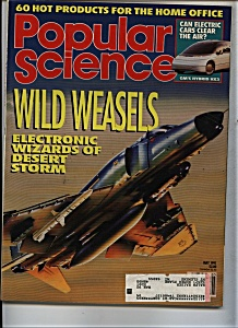 Popular Science - May 1991