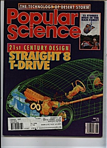 Popular Science - June 1991 (Image1)