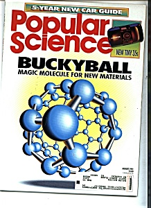 Popular Science - August 1991