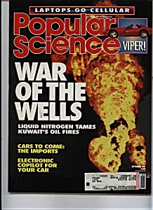 Popular Science - September 1991 (Image1)