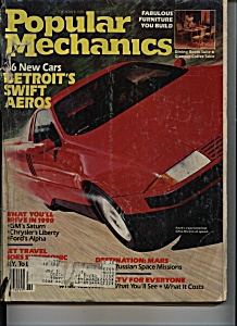 Popular Mechanics - October 1985 (Image1)