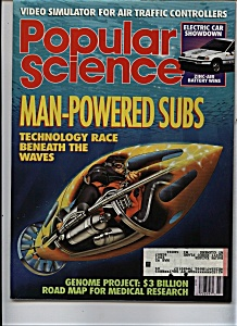 Popular Science - July 1991
