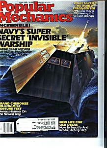 Popular Science -july 1993