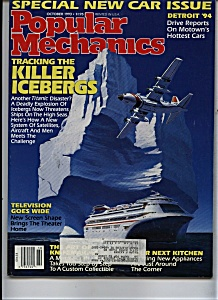 Popular Mechanics - October 1993 (Image1)