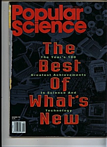 Popular Science - December 1993 (Image1)