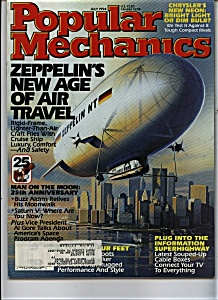 Popular Mechanics - Septemer 1994 (Image1)