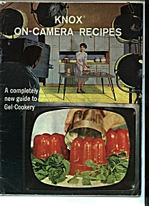 Knox On Camera Recipes - (Image1)